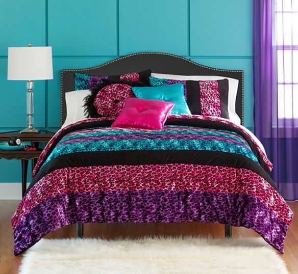 seventeen bedding | seventeen® pop art animal comforter set & more