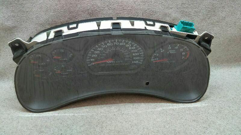 Speedometer Instrument Cluster 10306211 Fits 00 05 Chevrolet Monte Carlo B1 21 Chevr Automotive Accessories Instrument Cluster