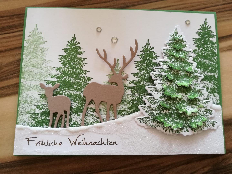 Сделать рождественскую открытку на английском языке своими руками