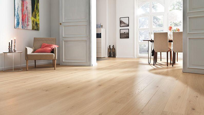 haro parquet plancia rovere bianco chiaro markant spazzolato 2v materials pinterest. Black Bedroom Furniture Sets. Home Design Ideas