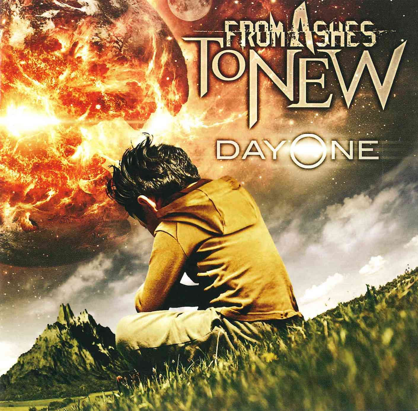 From Ashes To New Day One Ash August Burns Red And Halestorm