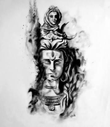 Lord Shiva In Rudra Avatar Animated Wallpapers Lord Shiva Shiva Art Lord Shiva Statue