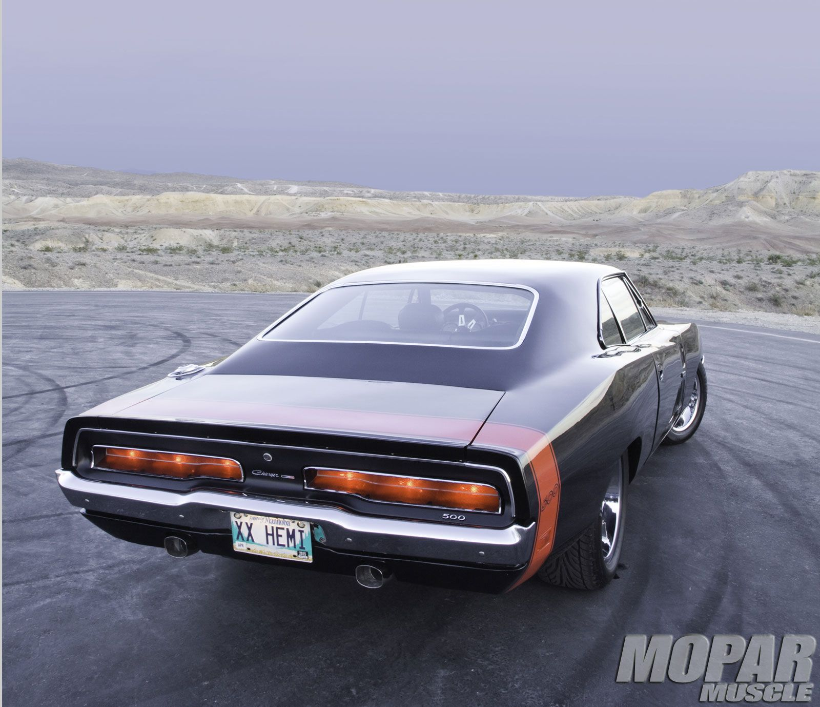 1969 Dodge Charger R/T 500. The Even More Rare Dodge