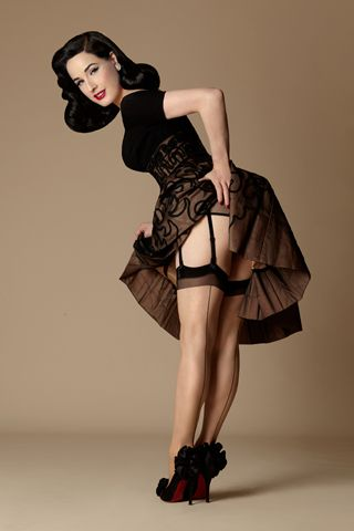 368a1939bb3 Dita Von Teese Collection - Dita s Daytime Glamour