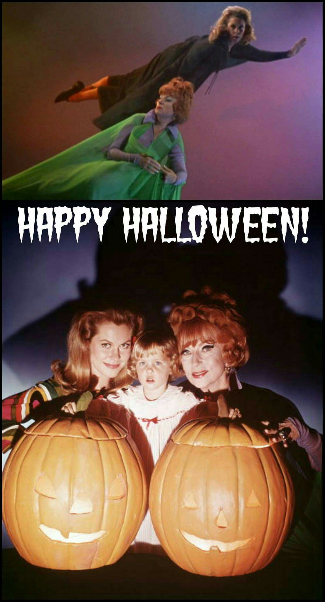 From Samantha, Endora and Tabitha to you! Happy