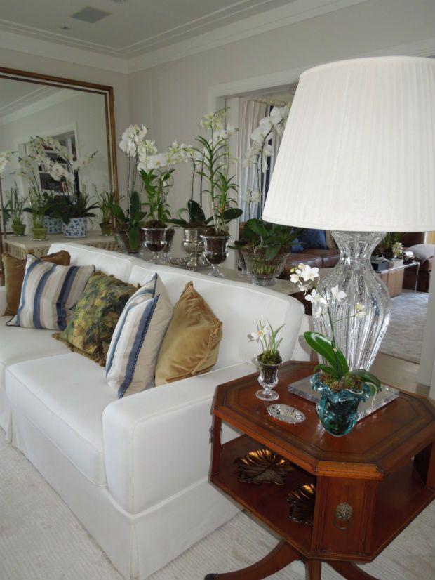 Decoração Do Meu Apartamento! Traditional DecorHouse PlantsLiving Room ... Part 82