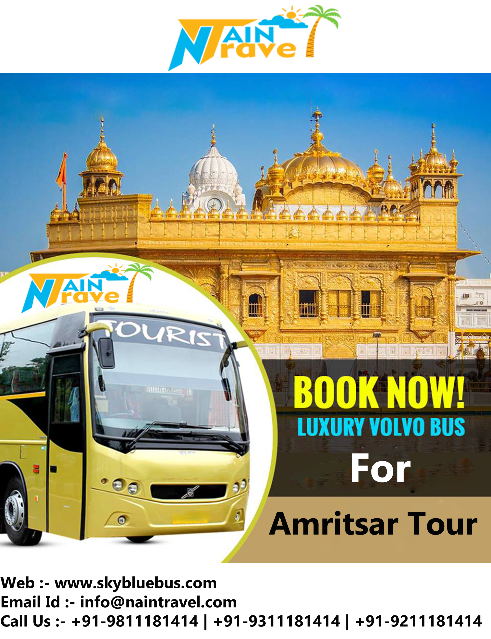 Book bus tickets online from largest