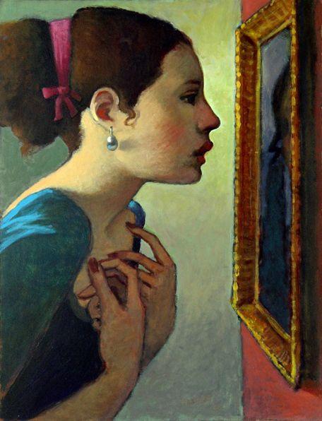 Bill Brauer In Love with Vermeer