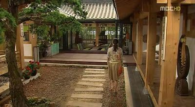 I actually kind of fell in love with Sanggojae while watching personal taste I would totally live there Its amazing