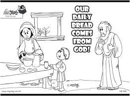 Image result for elijah and the widow coloring page