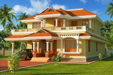 Kerala Home Exterior Painting Designs Valoblogi Com