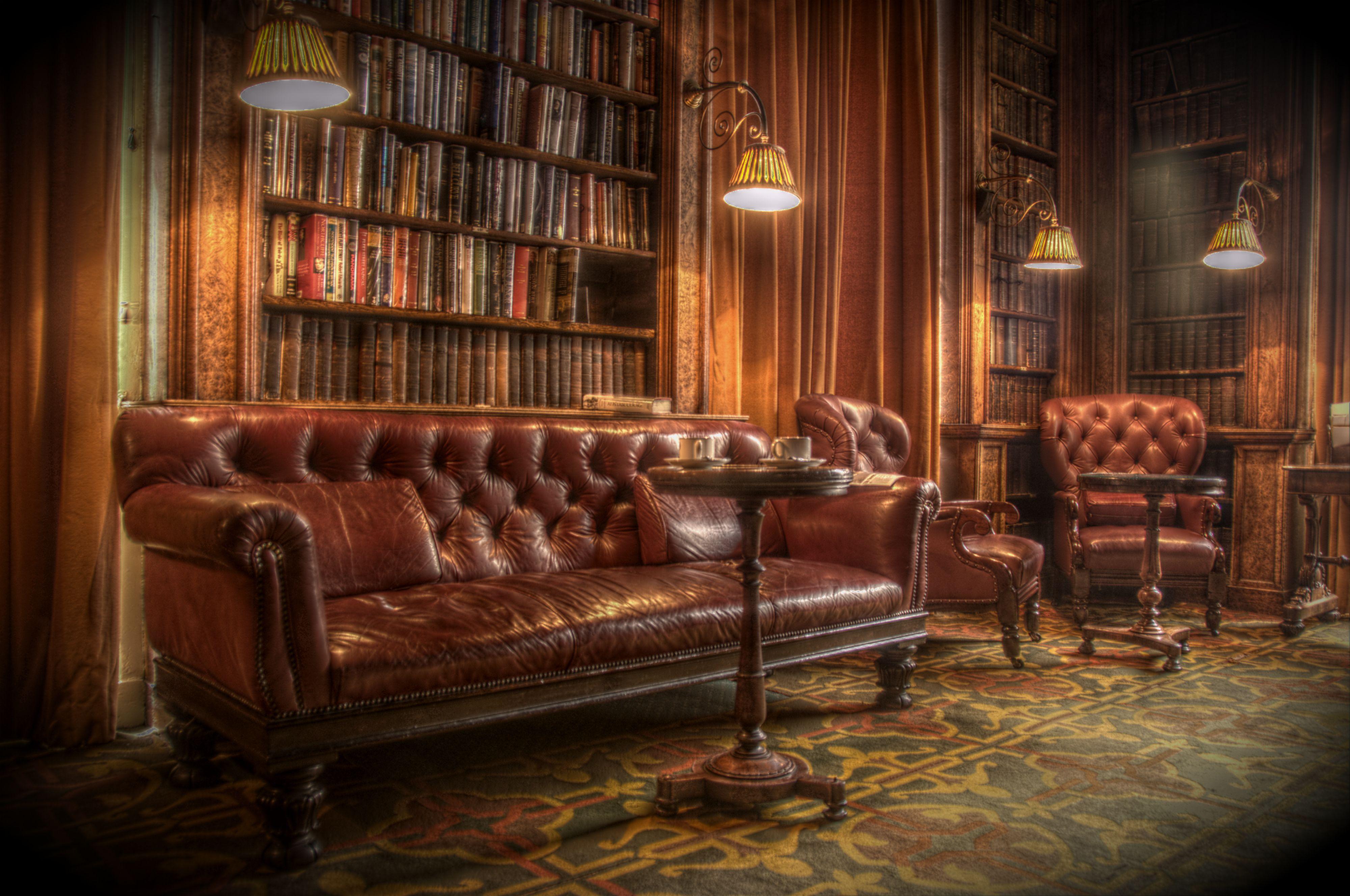 Reform Club Hdr Home Gentlemans Lounge Interior Design