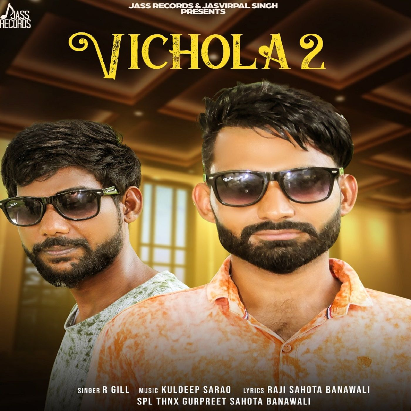 Vichola 2 By R Gill Songs Singer Mp3 Song
