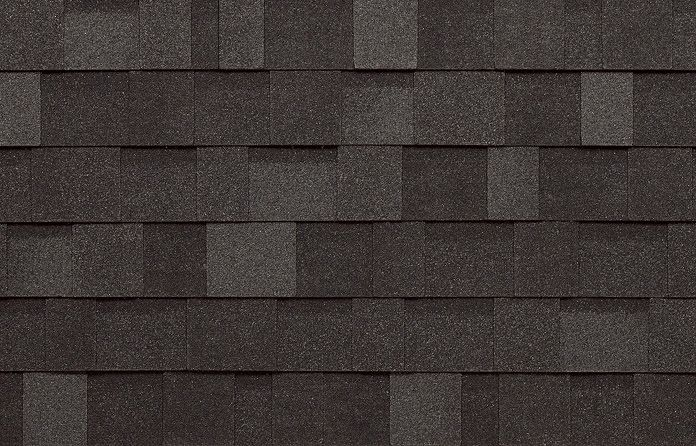 Cambridge Dual Black General Roofing Systems Canada Grs Www Grscanadainc Com 1 877 497 3528 Iko Shin Roofing Architectural Shingles Roof Shingle Colors