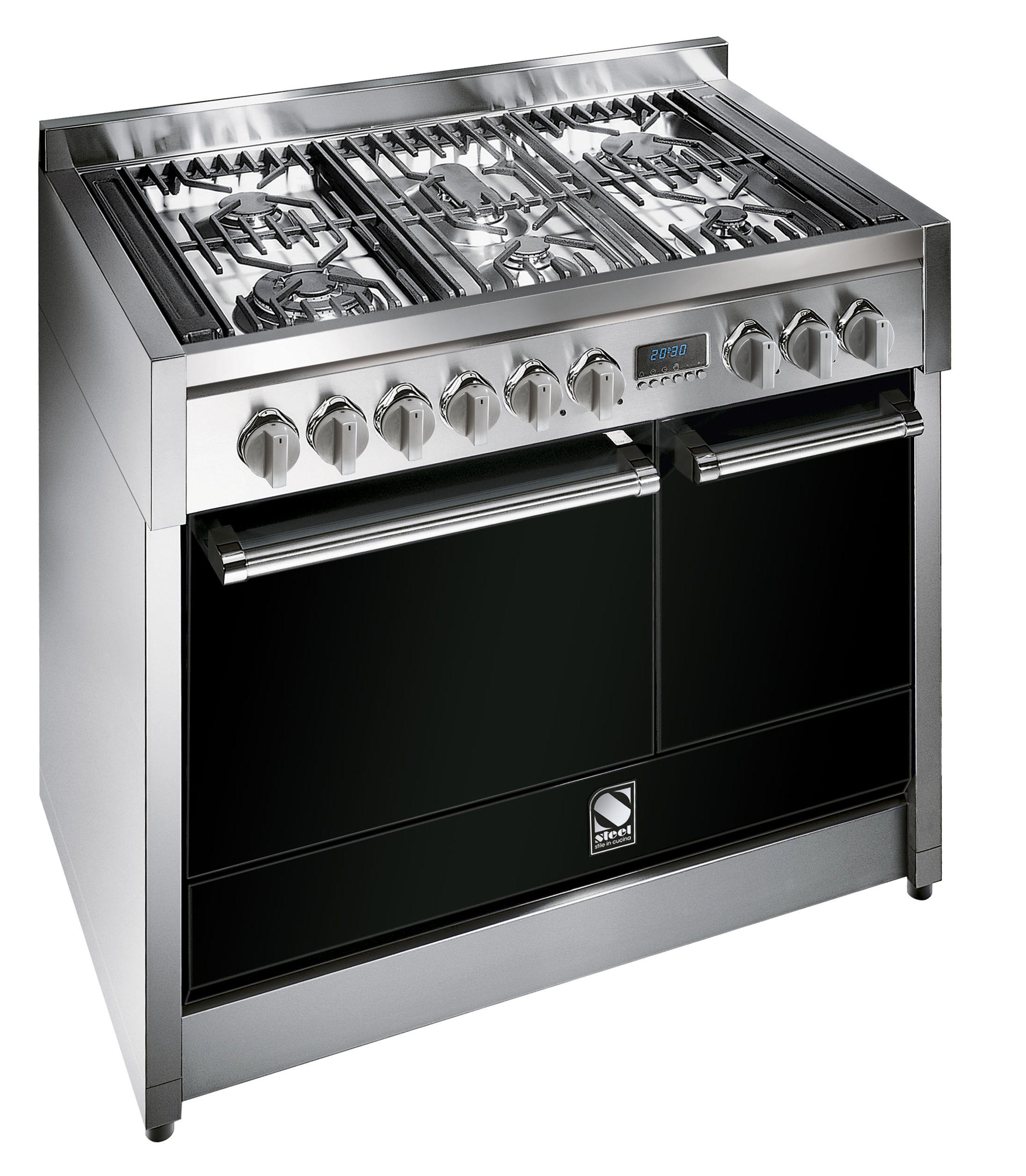 Combisteam range cooker genesi g10sfd6 range cooker