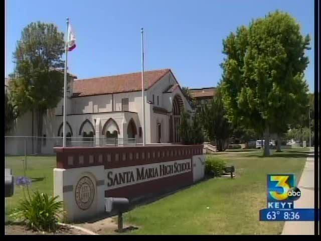 Santa Maria High School Para Recoger A Roberto Lucas Southern California Style Santa Maria California Girls