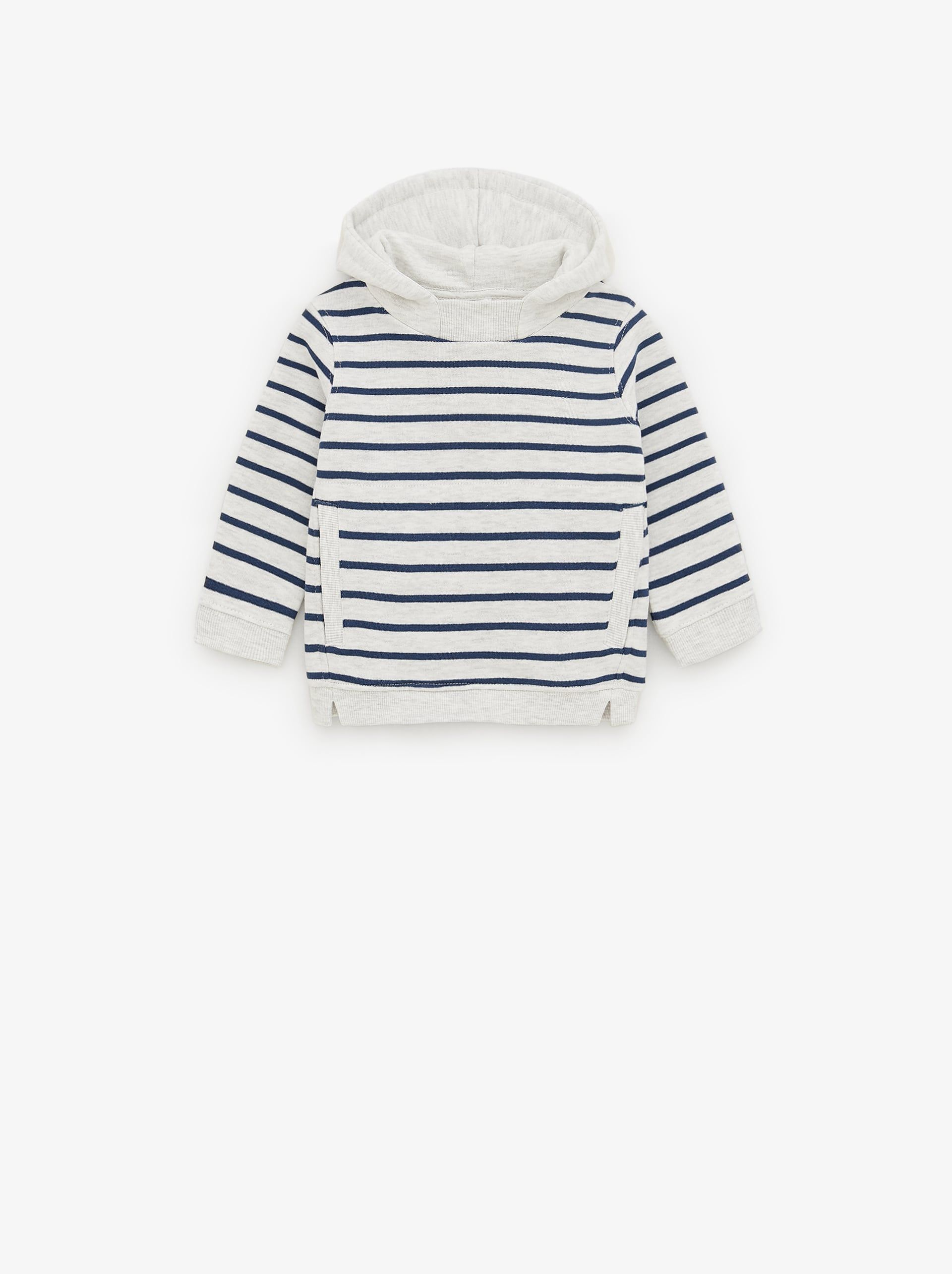Striped Hoodie Sweatshirt Sweatshirts Baby Boy 3 Months 5 Years Kids Zara United States Striped Hoodie Sweatshirts Hoodie Sweatshirts [ 2569 x 1920 Pixel ]