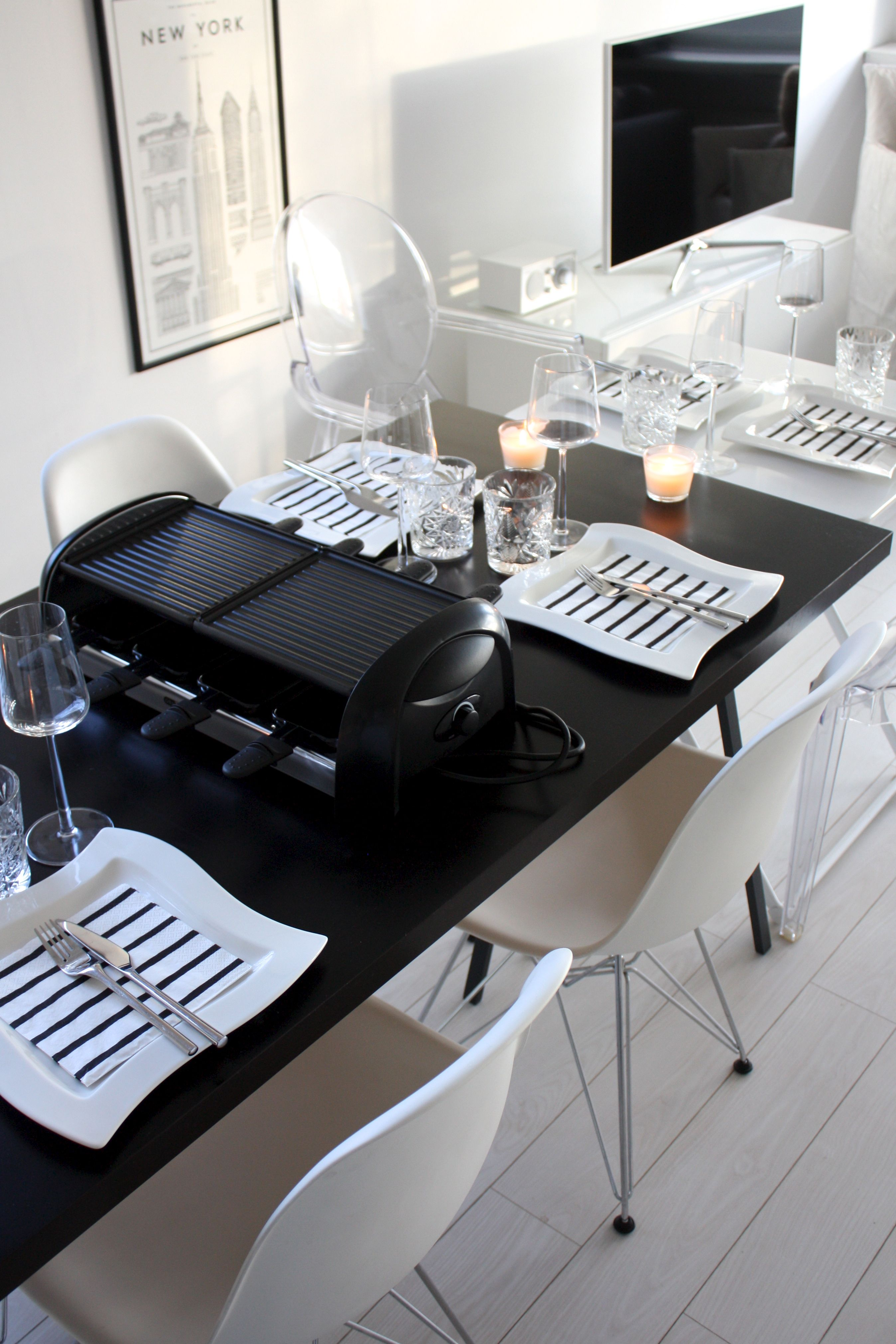 Villeroy and boch new wave set - A Symmetrical Table Setting That Moves Villeroy Boch New Wave Collection Must Haves For The Table Pinterest Beautiful Art And Waves