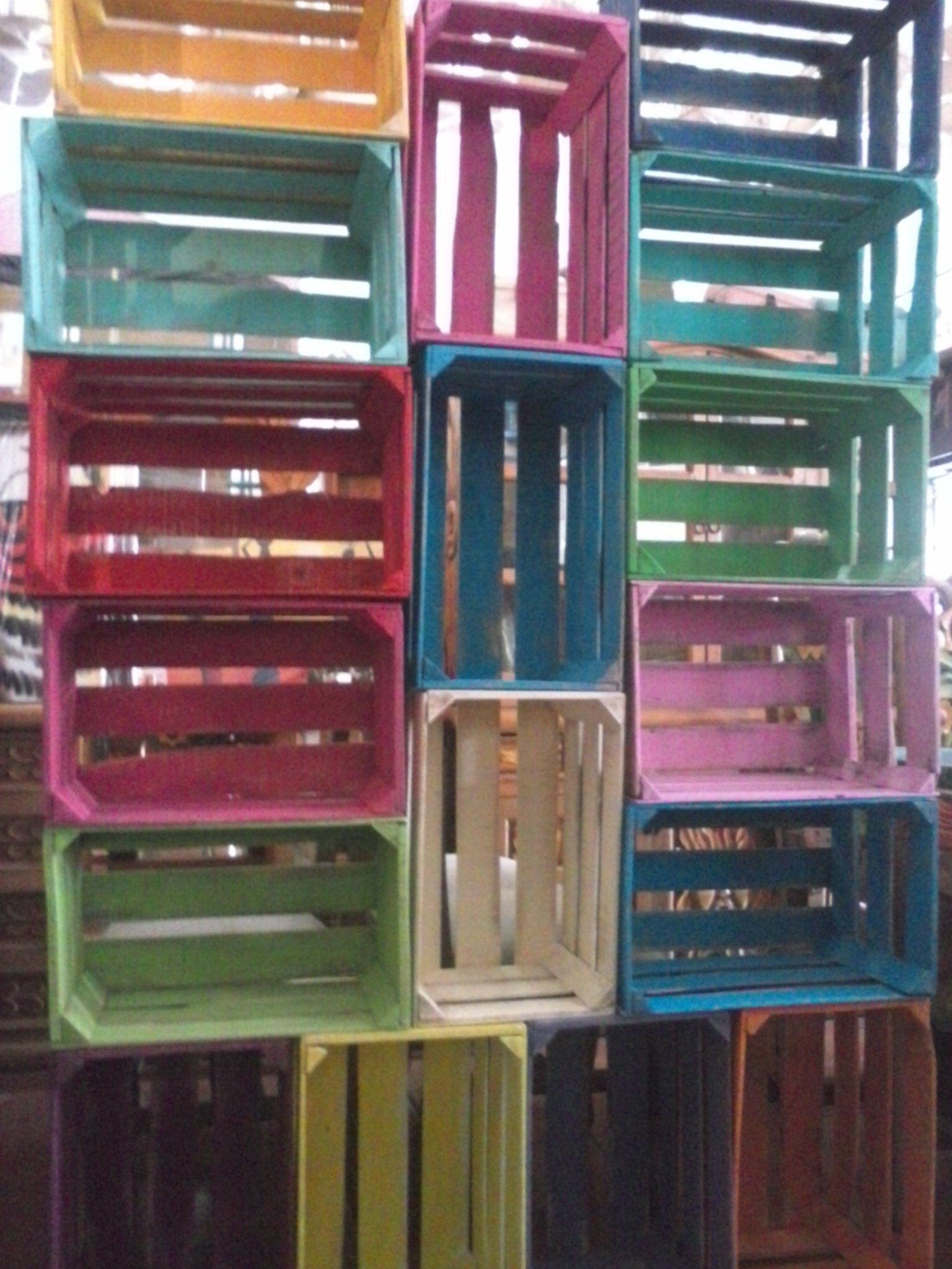 Muebles de huacales
