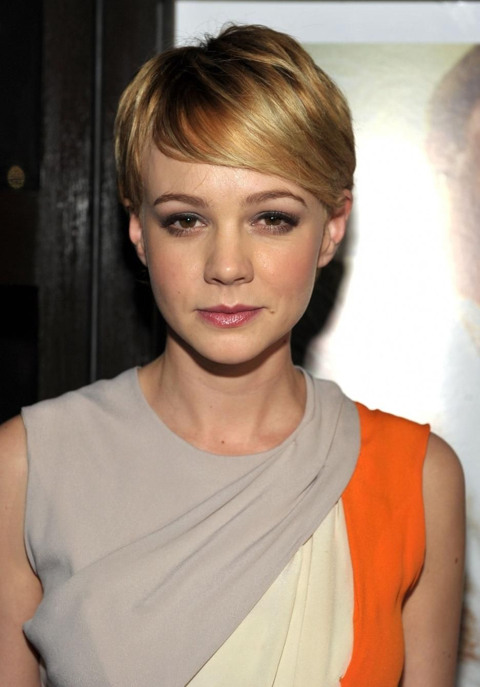 Polished beauty carey mulligan magnificent hairstyles colors