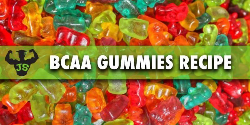 Delicious Bcaa Gummies Recipe Gummies Recipe Gummies Workout Food