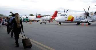 Tiquetes aéreos con tarifas promocionales hasta este domingo