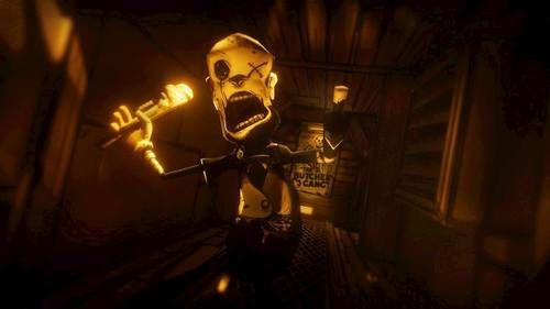 Bendy And The Ink Machine Xbox One Bendy The Ink Machine