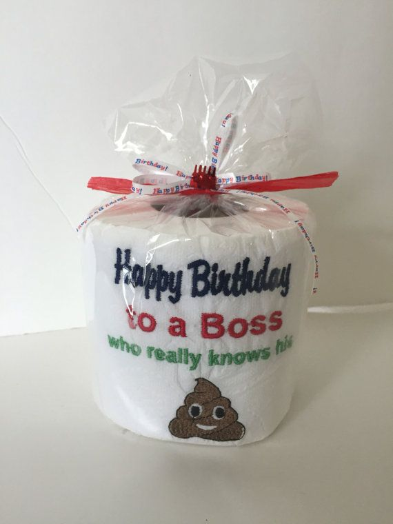 Birthday Boss Happy Birthday Boss Gift For Office Boss