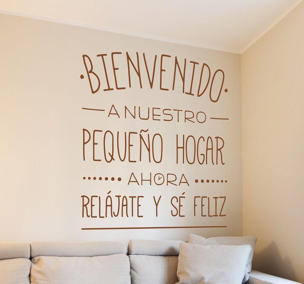 Resultado de imagen para vinilos habitaciones frases for Vinilos pared frases