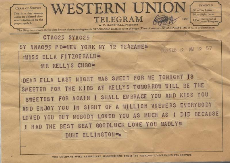 Pin by Bistline on good to know Ella fitzgerald