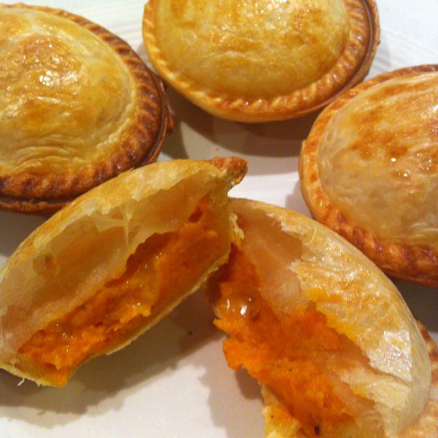 Spicy Sweet Potato Pies