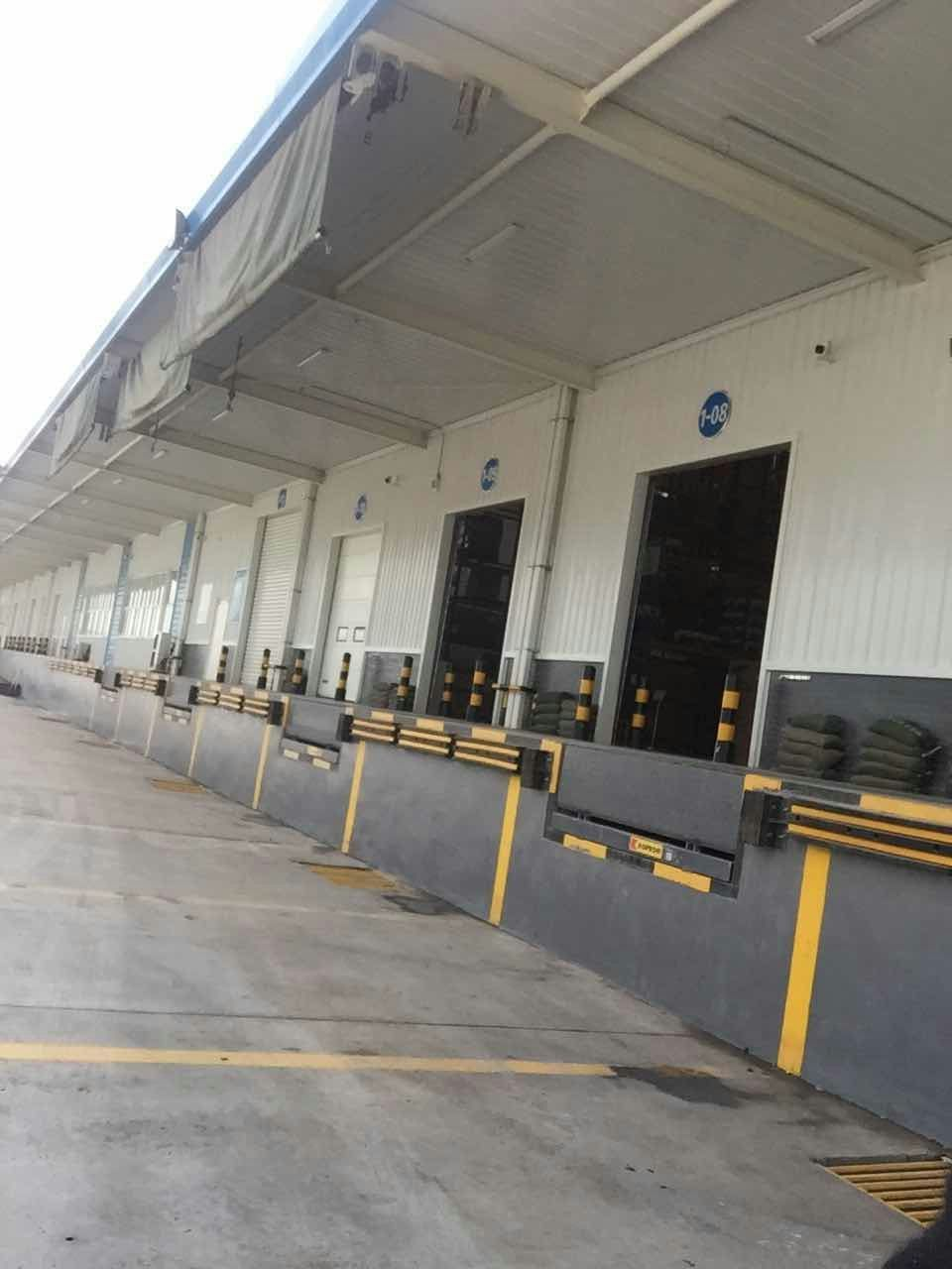 Warehouse Loading Bay Equipments In 2019 Shed Design