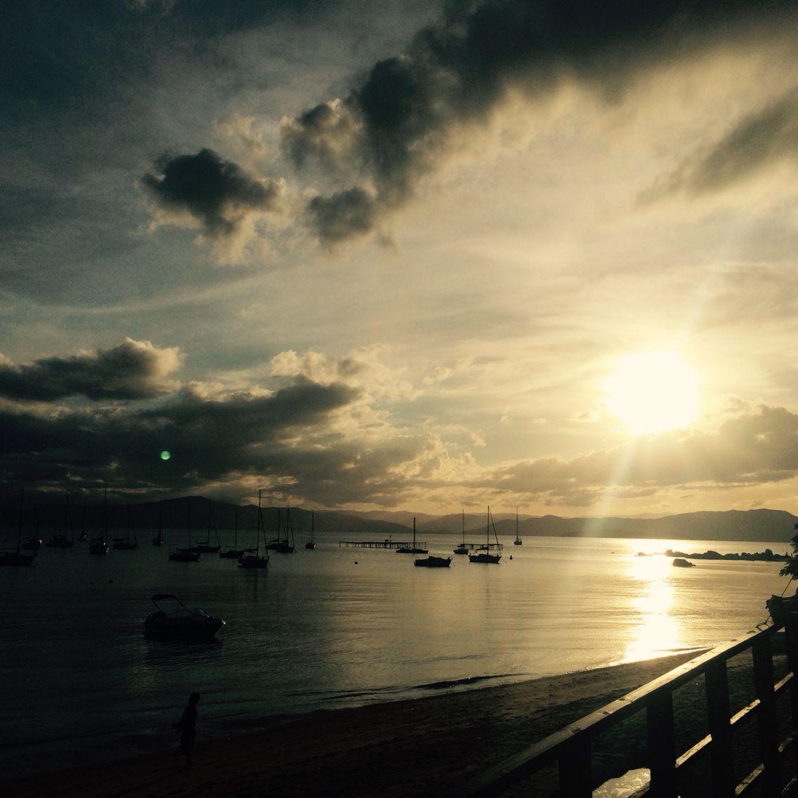 Sunset - Florianópolis