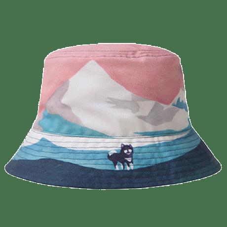 itGirl Shop ALASKA PRINT BUCKET HATS Aesthetic Apparel 187e5ea17251