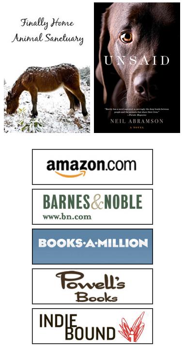 Unsaid....Neil Abramson, Author