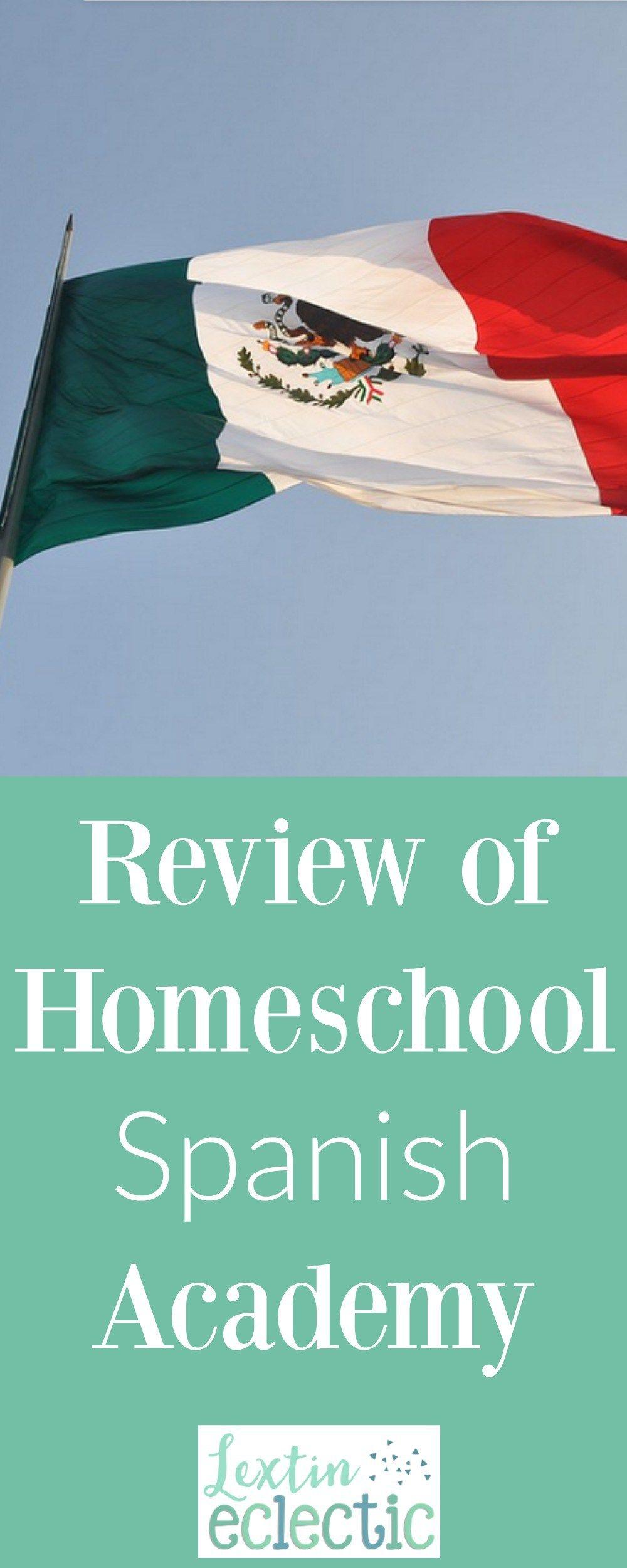 A review of homeschool spanish academy homeschool