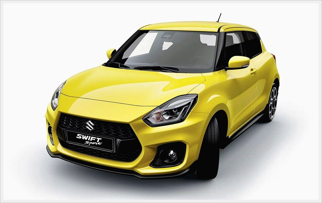Suzuki Swift 2020 Sport Dengan Gambar Mobil
