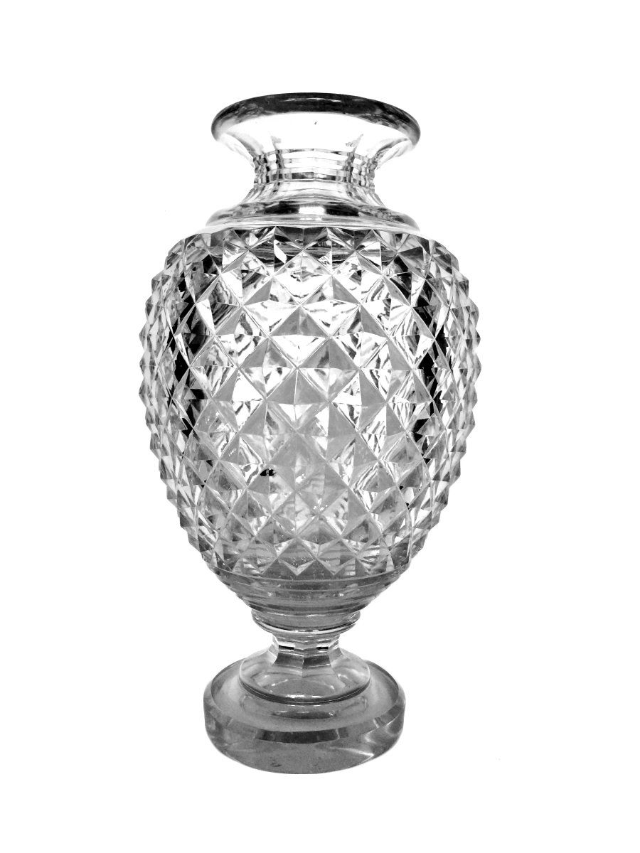 Vase en cristal de baccarat vers 1820 cristalleries de baccarat vase en cristal de baccarat vers 1820 floridaeventfo Image collections