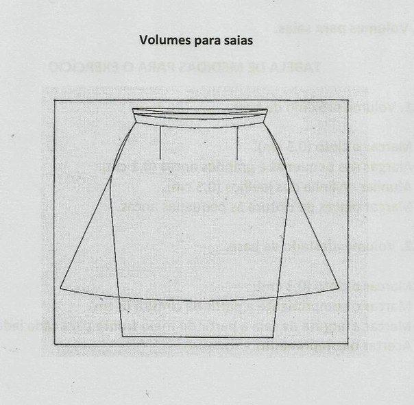 Ideas para el hogar: Colección de faldas y blusas en costura fácil ...