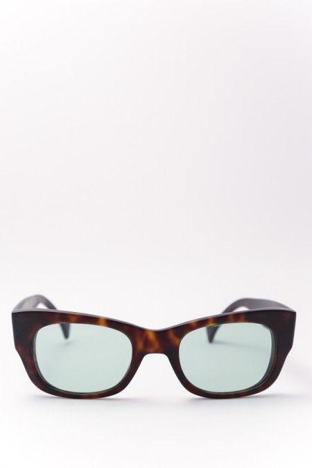 bb611e7f946 Saturnino Eyewear Satu Havana Matte sunglasses