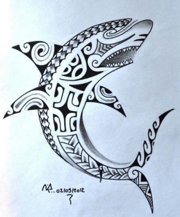 Polynesian Sharks Mouth By Cameron Rutten: Tattoos, Maori, Cool Tattoos