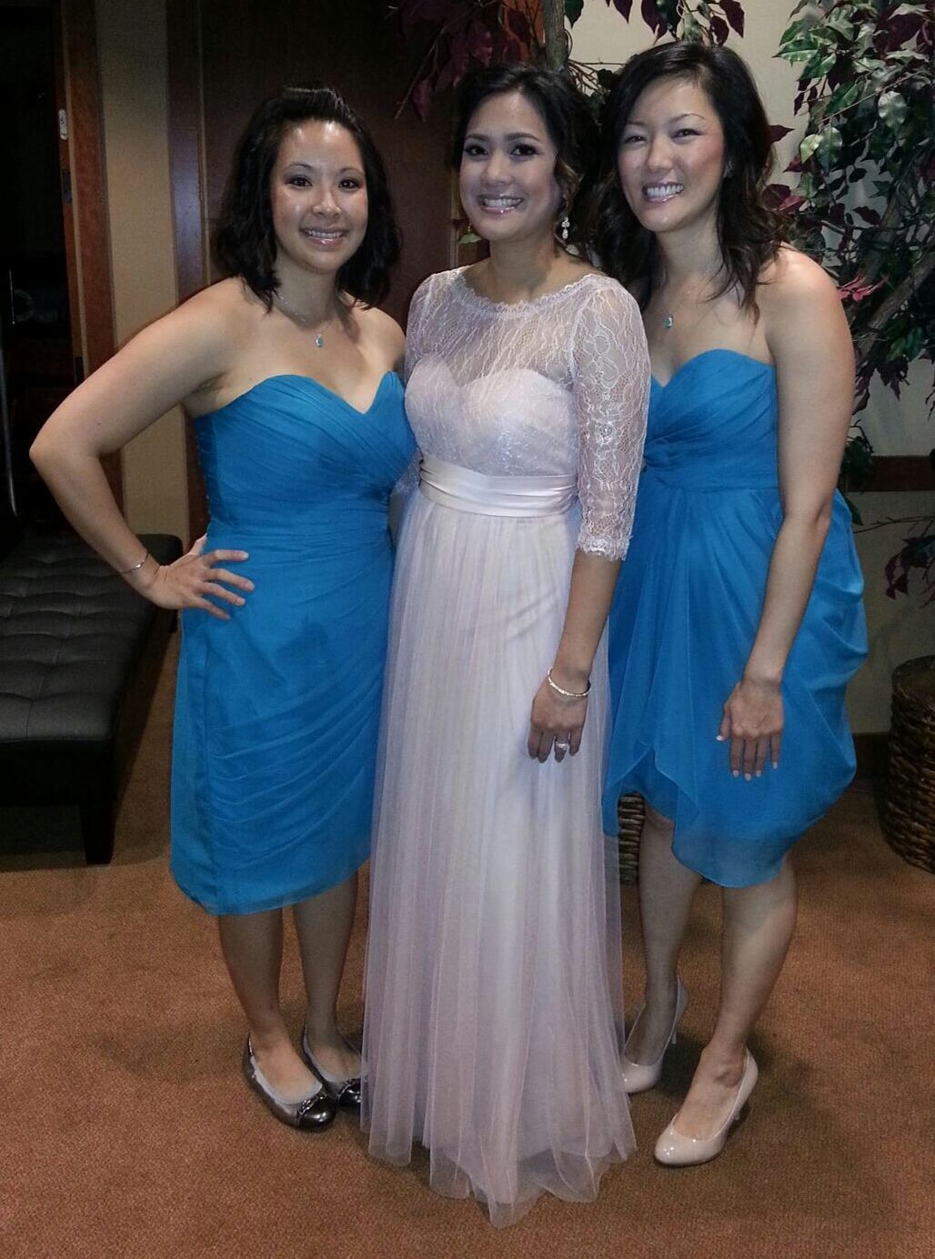 Teal bridesmaid dresses jenny yoo tulle blush dress with jenny teal bridesmaid dresses jenny yoo tulle blush dress with jenny yoo marnie topper ombrellifo Image collections