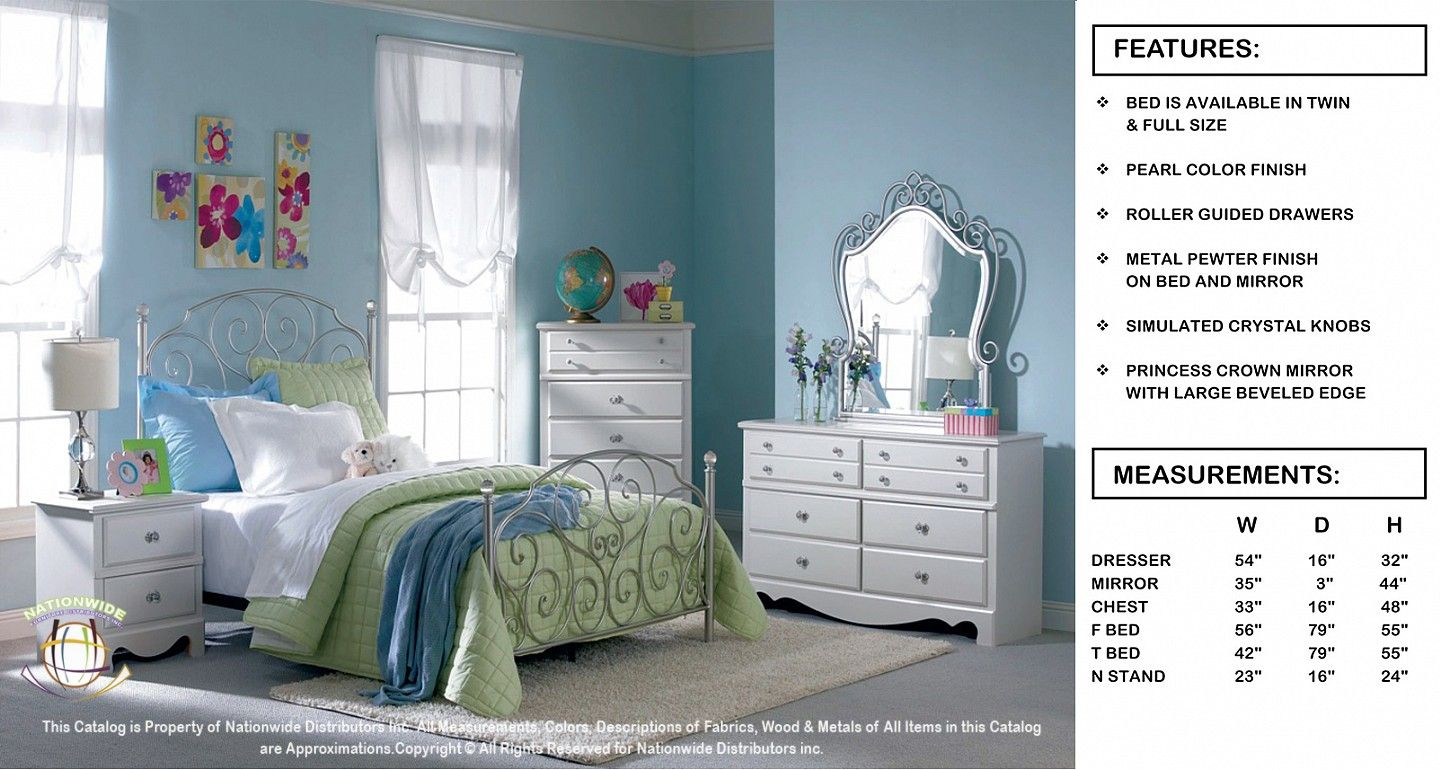 Nationwide Furniture Distributors   Bedrooms