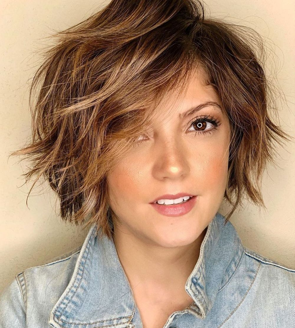 100 Mind Blowing Short Hairstyles For Fine Hair Haircuts For Fine Hair Medium Hair Styles Bob Hairstyles For Fine Hair