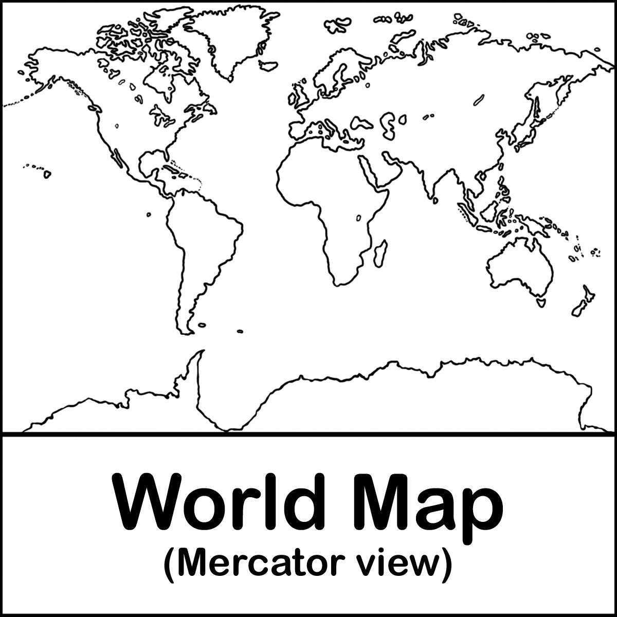 The 25 best world map coloring page ideas on pinterest the 25 best world map coloring page ideas on pinterest printable maps world map outline and world geography map gumiabroncs Images