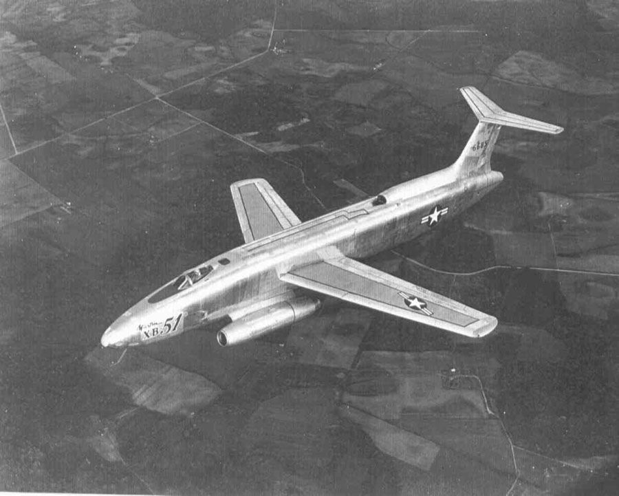 martin xb 51 aviation pinterest aircraft aviation and planes