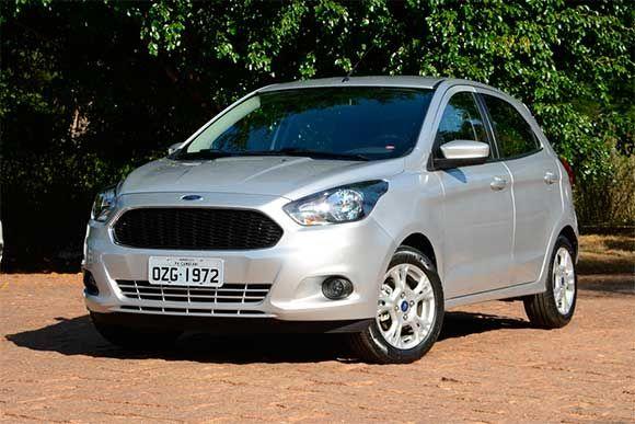 A Ford anunciou uma nova oferta especial do Ka 2017 por R$39.990 à vista, ou financiado com saldo em até 30 meses com taxa zero  A oferta da Ford é válida até o final de junho.