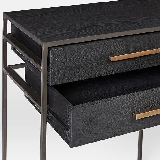 Highland Console West Elm Master Decor Living Spaces Furniture