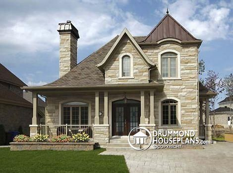Small Castle Homes | Luxury Home Floor Plans In Castle Designs ...