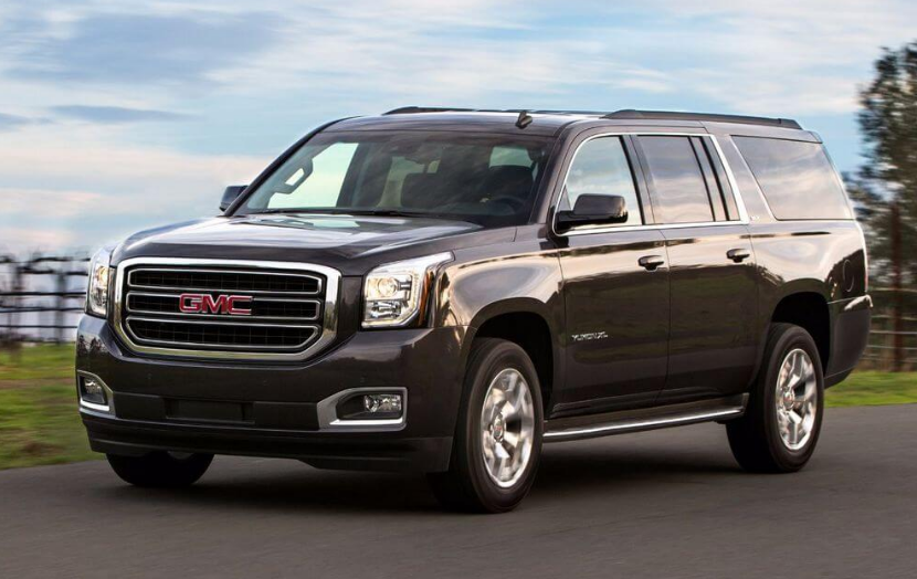 2019 Gmc Yukon Exterior Concept Release Date Gmc At First Was